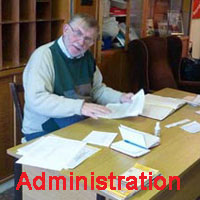 Administration Volunteers